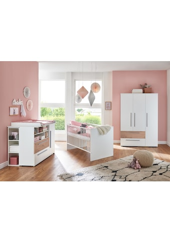 arthur berndt Babyzimmer-Komplettset »Rosanna«, (Set, 4 St.), Made in Germany; mit... kaufen