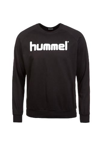 hummel Sweatshirt »Cotton Logo« kaufen
