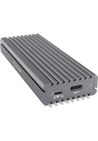 Raidsonic Computer-Adapter »ICY BOX Externes Type-C Gehäuse für M.2 NVMe SSD« kaufen