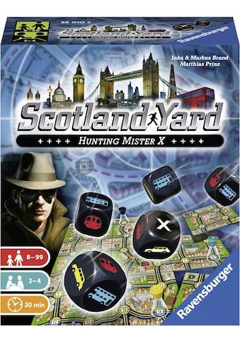 """Ravensburger Spiel, """"Scotland Yard  -  Das Würfelspiel"""" kaufen"""