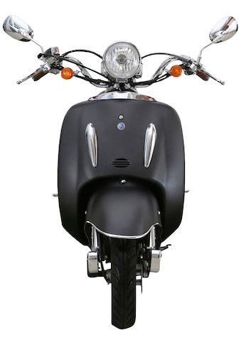 Alpha Motors Mofaroller »Retro Firenze«, 50 cm³, 25 km/h, Euro 4, 2,5 PS, (mit... kaufen