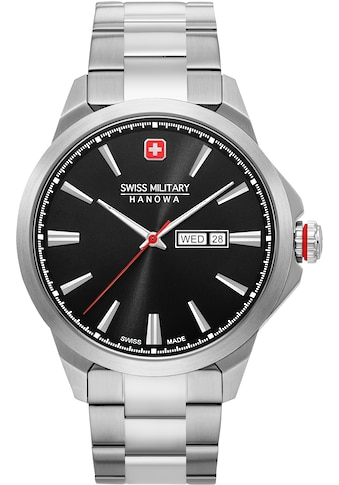 Swiss Military Hanowa Schweizer Uhr »DAY DATE CLASSIC, 06-5346.04.007« kaufen