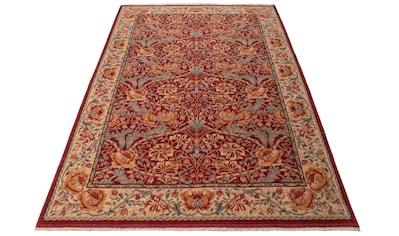 THEKO Wollteppich »Saharna 2968«, rechteckig, 10 mm Höhe, reine Wolle, Orient-Optik,... kaufen