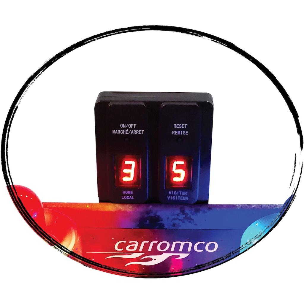 """Carromco Air-Hockeytisch """"Fire vs Ice"""""""