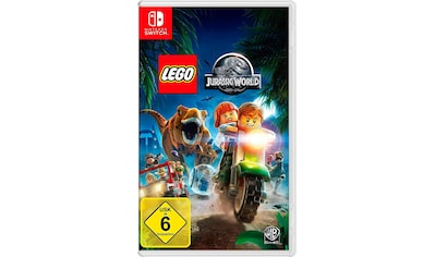 Lego Jurassic World Nintendo Switch kaufen