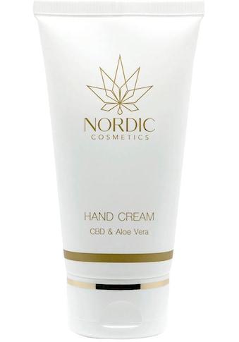 NORDIC COSMETICS Handcreme, mit CBD & Aloe Vera kaufen