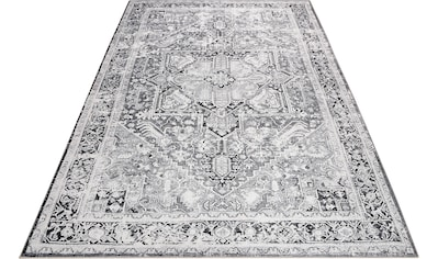 Wecon home Teppich »Seelace«, rechteckig, 6 mm Höhe, Wohnzimmer kaufen
