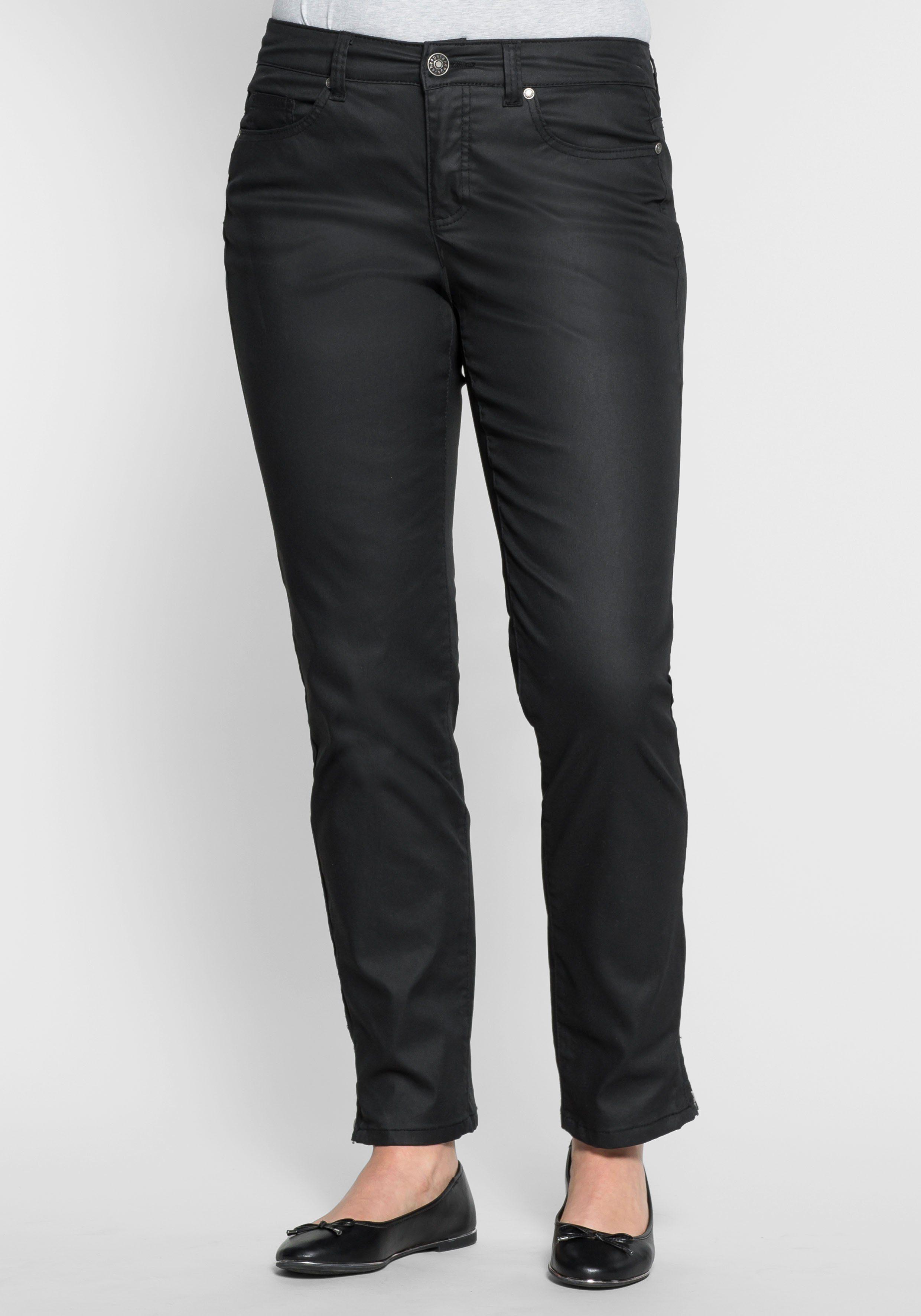 sheego Casual 5-Pocket-Hose Preisvergleich