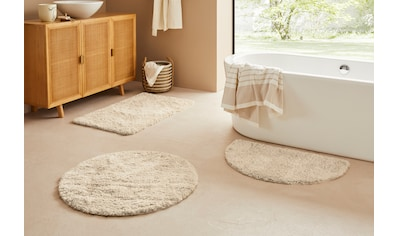 LeGer Home by Lena Gercke Badematte »Narami«, Höhe 30 mm, rutschhemmend beschichtet, fußbodenheizungsgeeignet, Besonders weich durch Microfaser kaufen