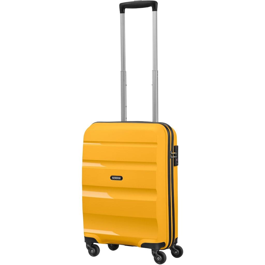 American Tourister® Hartschalen-Trolley »Bon Air S, light yellow«, 4 Rollen
