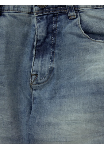 TOM TAILOR Jeansbermudas » Jim Bermuda Shorts« kaufen