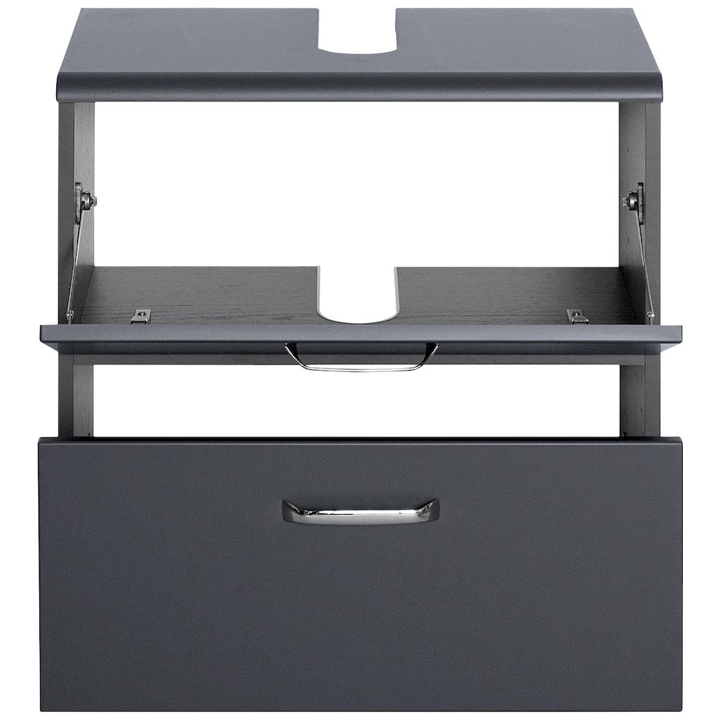 HELD MÖBEL Waschbeckenunterschrank »Fontana«, Breite 60 cm, mit Soft-Close-Funktion