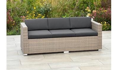 MERXX Gartenbank »Bellante«, 3-Sitzer kaufen