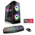 CSL Gaming-PC »HydroX T8585 Wasserkühlung«, AMD Ryzen 5 3400G | Vega 11 | 16 GB DDR4 | SSD