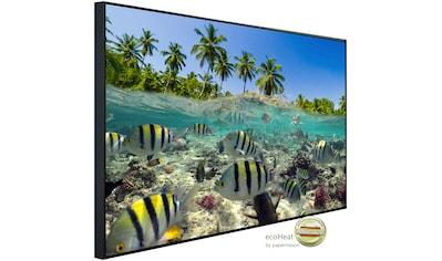 Papermoon Infrarotheizung »Fische«, sehr angenehme Strahlungswärme kaufen