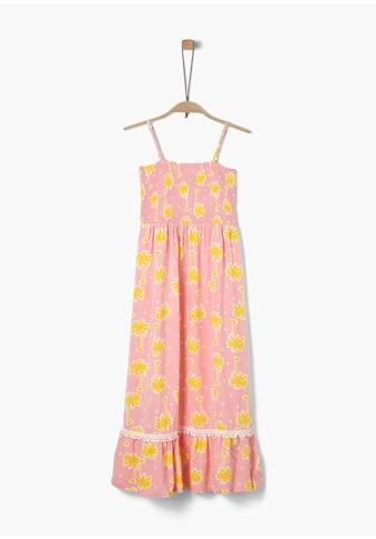 s.Oliver Viskosekleid_für Mädchen kaufen