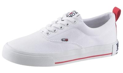 TOMMY JEANS Sneaker »LOWCUT ESSENTIAL SNEAKER« kaufen