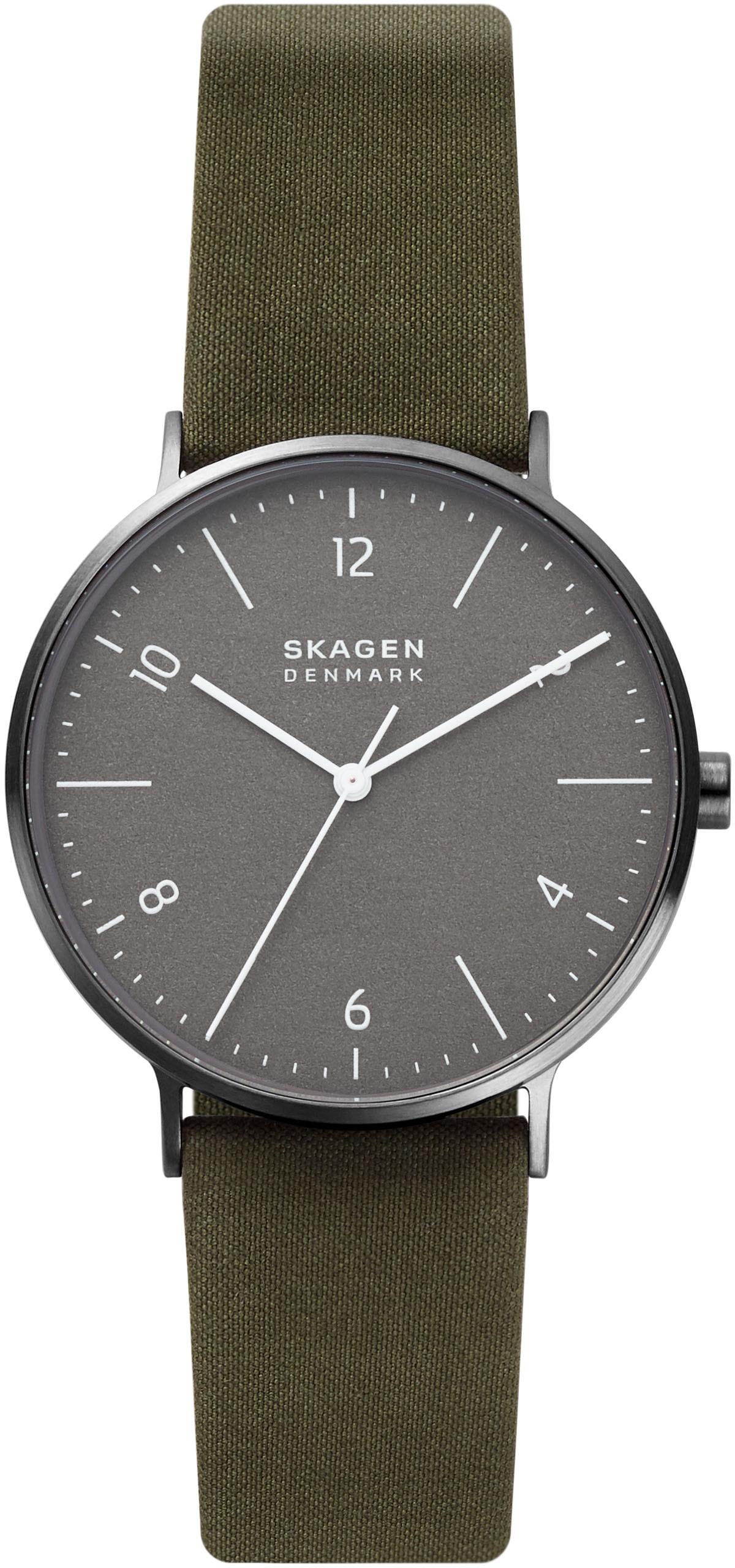 skagen -  Quarzuhr SKW6730, AAREN NATURALS, (1 tlg.)