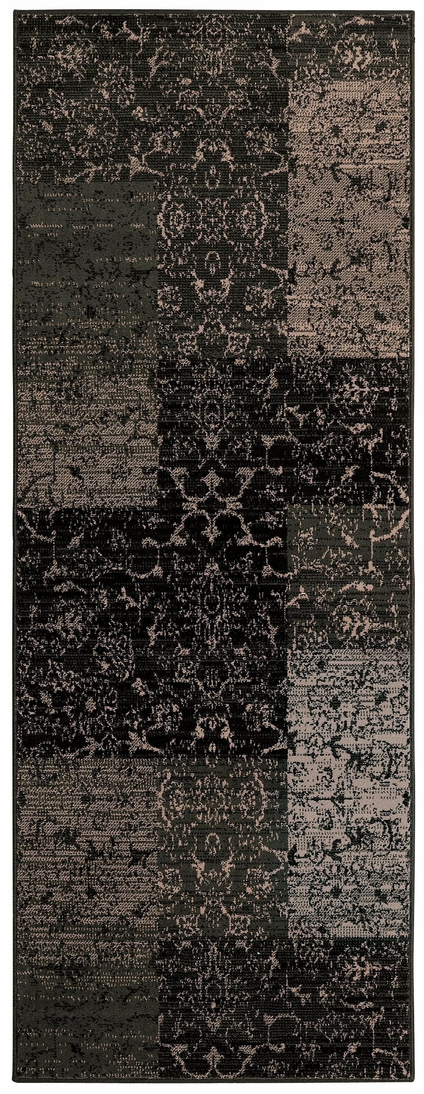 Teppich Bennet my home rechteckig Höhe 7 mm maschinell gewebt
