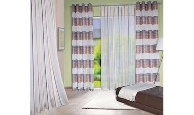Vorhang, »REPIER«, HOME WOHNIDEEN, Ösen 1 Stück kaufen