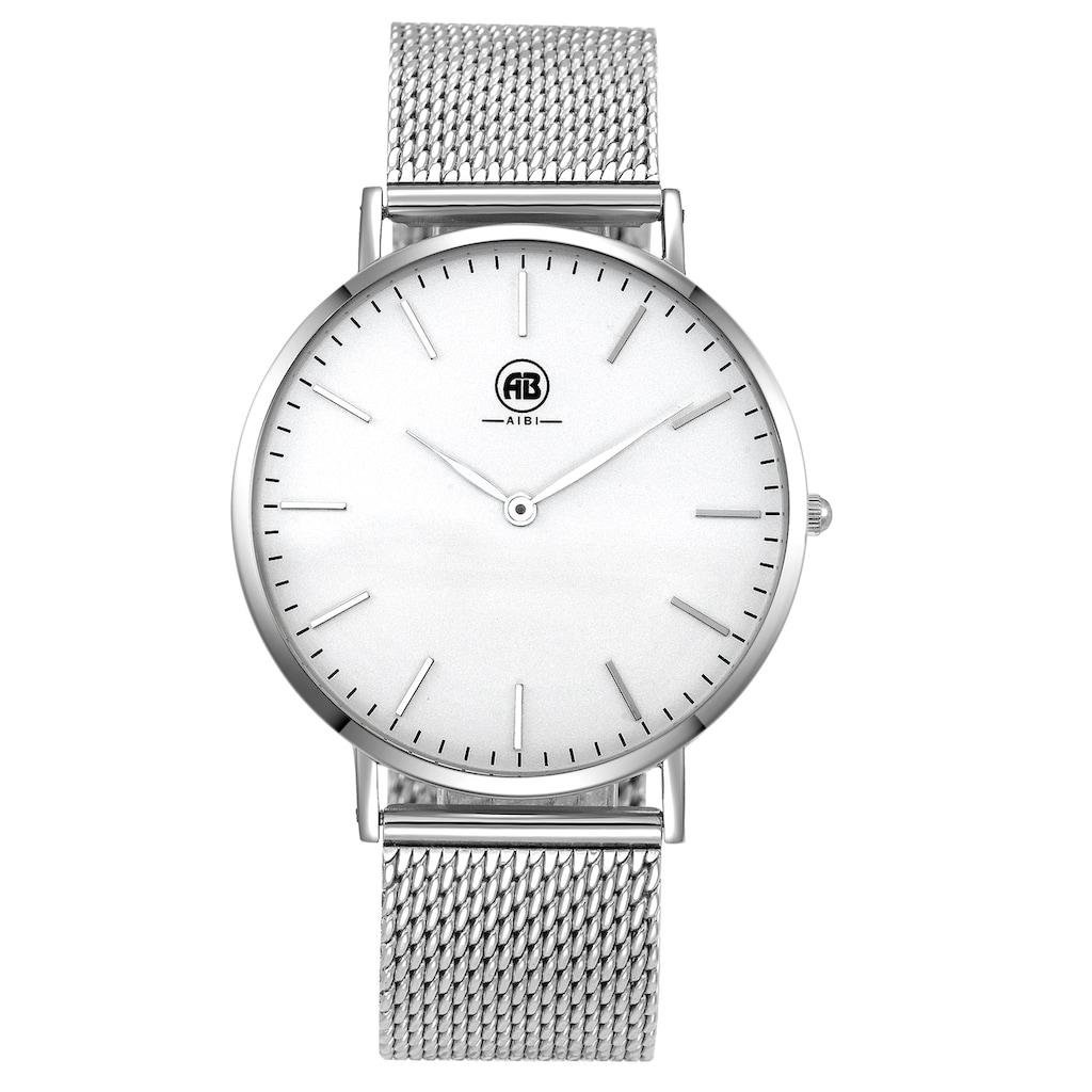 AIBI Armbanduhr im zeitlosen Design