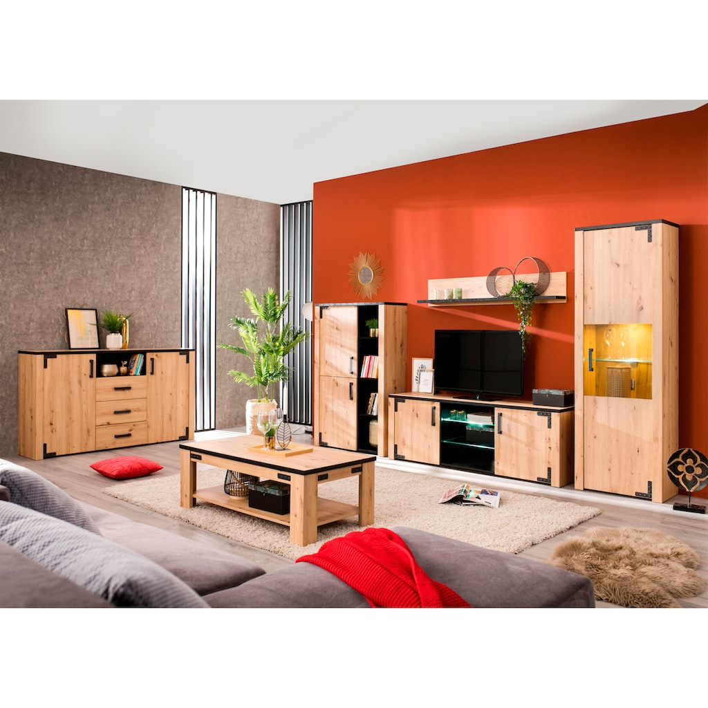my home Couchtisch »Lazio«, Breite ca. 120 cm