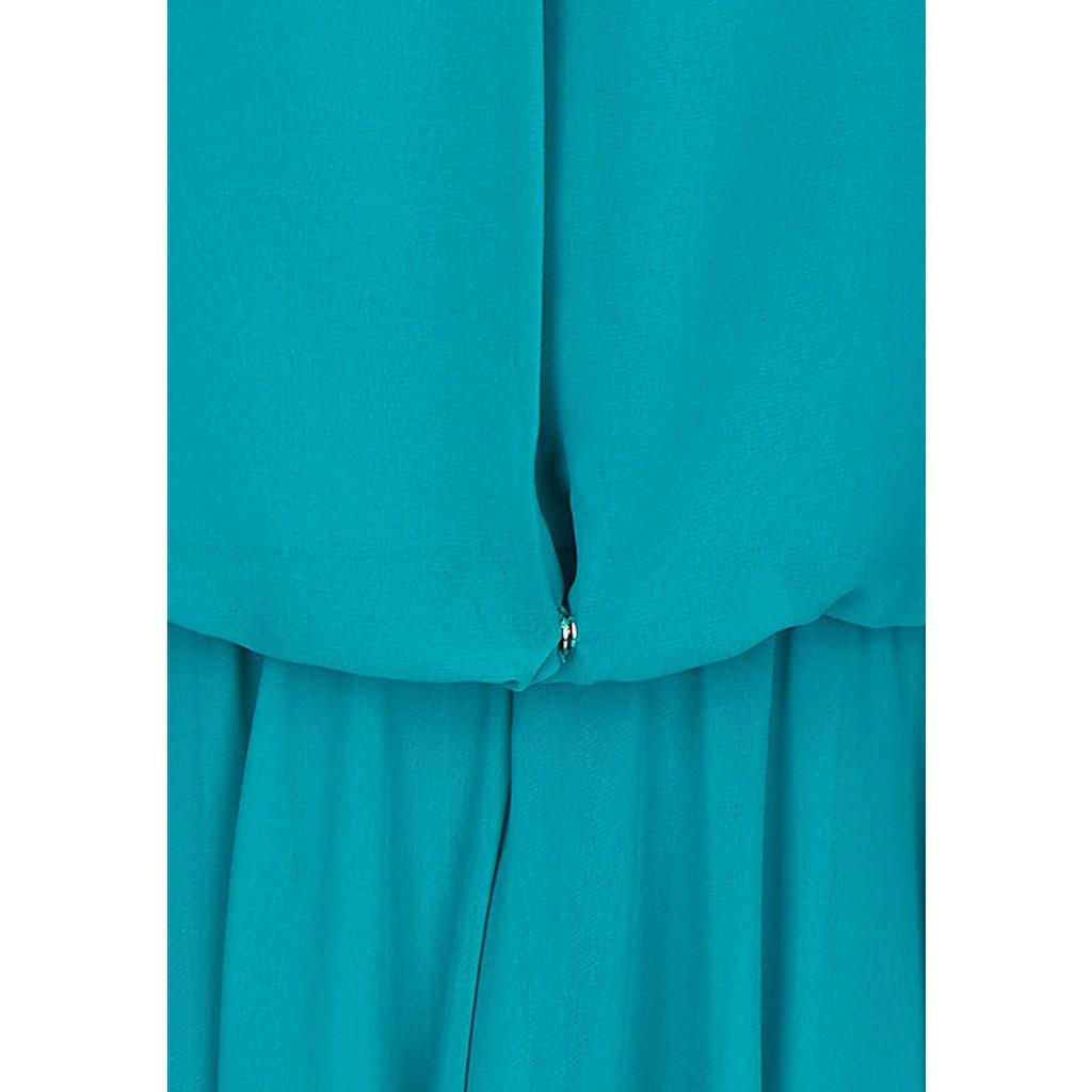 Daniel Hechter Fließendes Kleid im festlichen Design