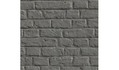 living walls Vliestapete »Metropolitan Stories Anke & Daan Amsterdam«, Steinoptik,... kaufen