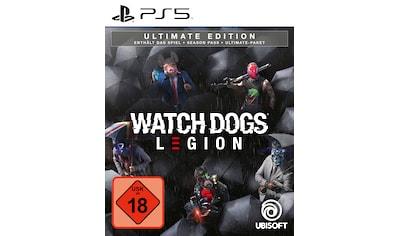 Watch Dogs: Legion  -  Ultimate Edition PlayStation 5 kaufen