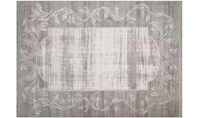 RESITAL The Voice of Carpet Teppich »Laguna 013«, rechteckig, 11 mm Höhe, Kurzflor,... kaufen