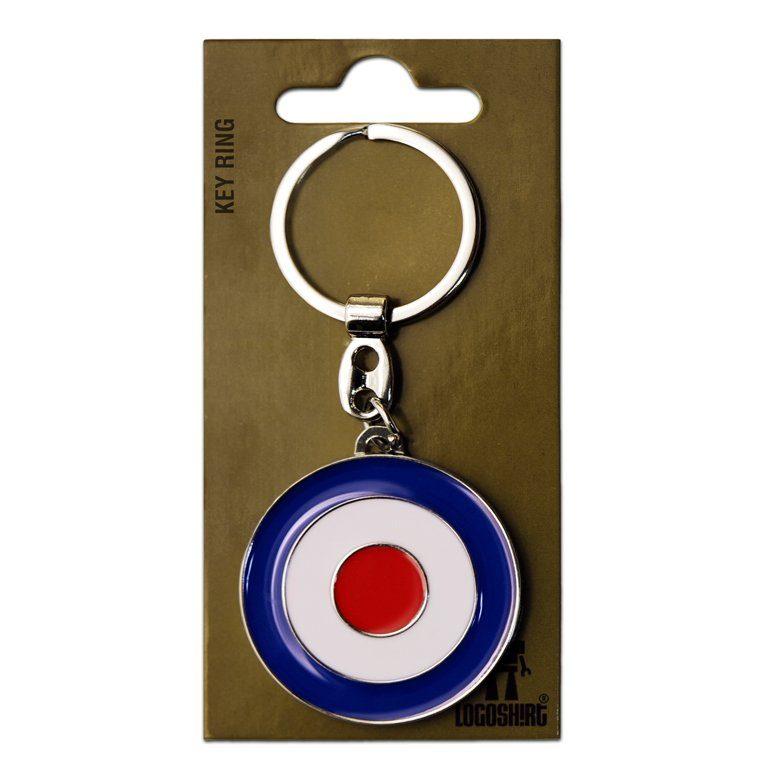 LOGOSHIRT Schlüsselanhänger mit Mod-Target | Accessoires > Schlüsselanhänger | Bunt | Logoshirt