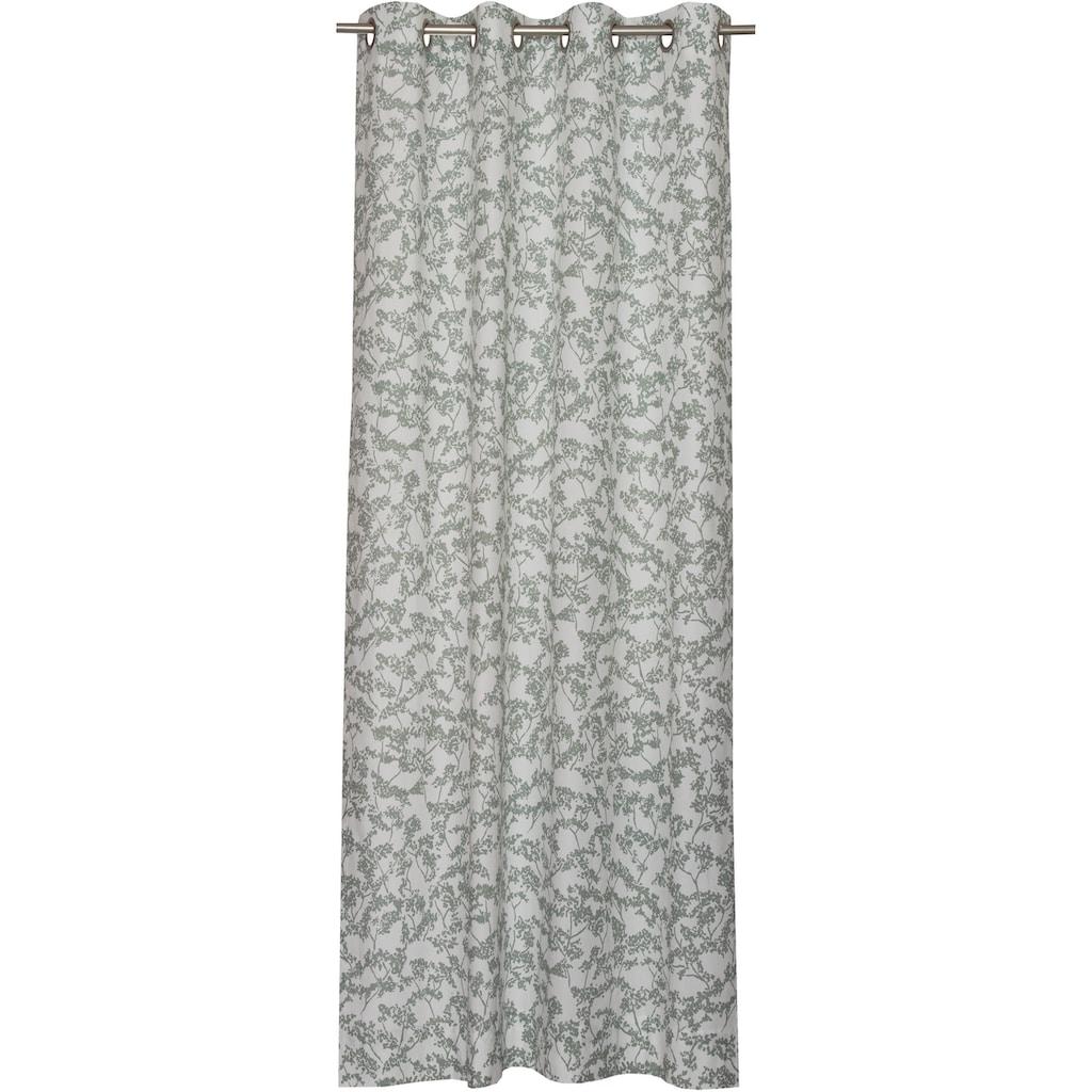 SCHÖNER WOHNEN-Kollektion Vorhang »Alva«, blickdicht