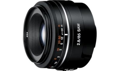 Sony Objektiv »85F28 A - Objektiv für Digitalkameras« kaufen