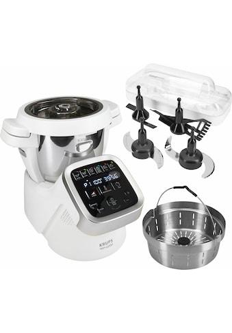 Krups Küchenmaschine mit Kochfunktion HP5031 Prep&Cook, 1550 Watt, Schüssel 4,5 Liter kaufen