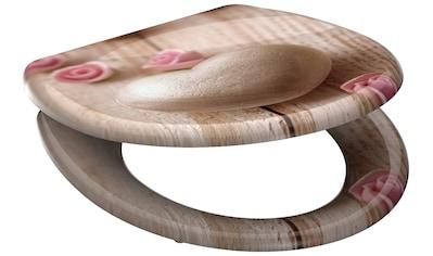 Schütte WC-Sitz »Romantik«, aus Duroplast mit Absenkautomatik kaufen