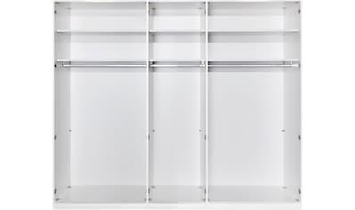 Loddenkemper Drehtürenschrank »Malibu«, 5 türig, mit verschiedenen Ausstattungspaketen kaufen