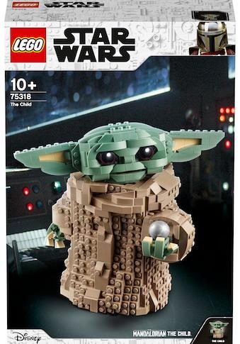 LEGO® Konstruktionsspielsteine »Das Kind (75318), LEGO® Star Wars™«, (1073 St.), Made... kaufen