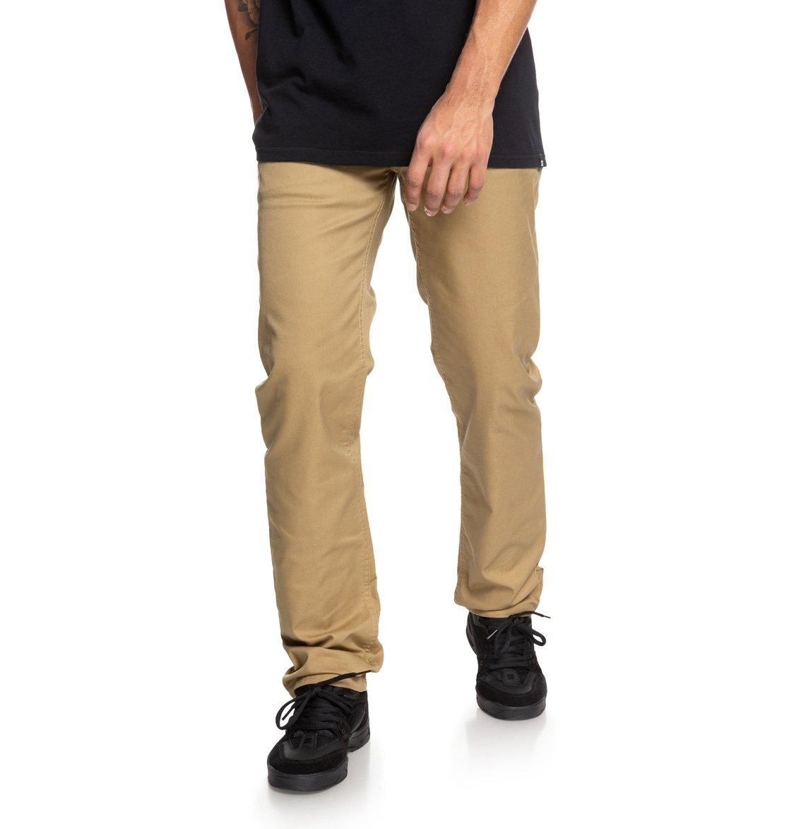 DC Shoes Stoffhose Worker | Bekleidung > Hosen | Dc Shoes