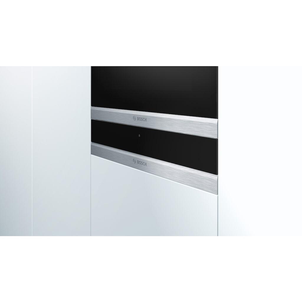 BOSCH Zubehörschublade »BIE630NS1«, Push-Pull-Mechanismus