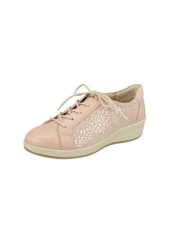 Lei by tessamino Schnürschuh »Elena«, mit wechselbarem Fußbett kaufen