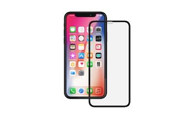 XLAYER Schutzfolie »Displayschutz Glass 3D Curved iPhone (XR) Clear« kaufen