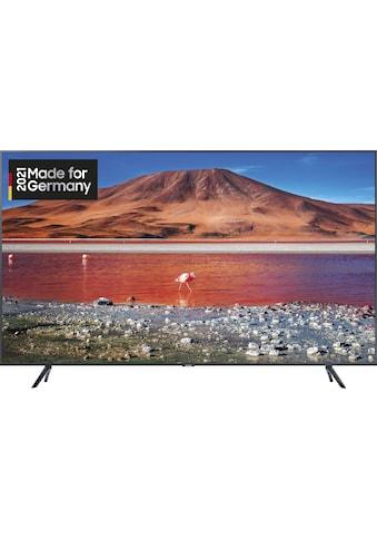 """Samsung LED-Fernseher »GU43TU7199U«, 108 cm/43 """", 4K Ultra HD, Smart-TV kaufen"""