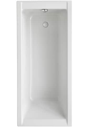 OTTOFOND Badewanne »Set Körpferformbadewanne«, 1800/800/400 mm, Körperformbadewanne kaufen