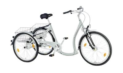 Wild Eagle Dreirad »Luxus«, 7 Gang Shimano Nexus Schaltwerk, Nabenschaltung kaufen