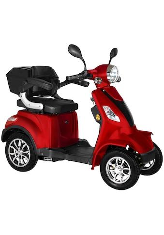 Didi THURAU Edition Elektromobil »4-Rad Palermo 25 km/h«, 1000 W, 25 km/h, (mit Topcase) kaufen