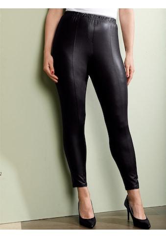 MIAMODA Leggings, aus modischem Lederimitat kaufen