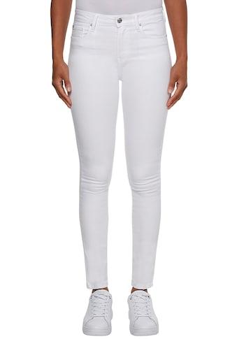 Tommy Hilfiger Skinny-fit-Jeans »TH FLEX COMO SKINNY RW A CLR«, in modischen Farben kaufen