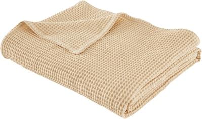 andas Wohndecke »Greta«, mit feinem Waffelpique, auch als Tagesdecke verwendbar kaufen