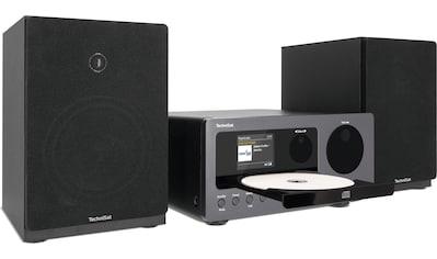 TechniSat Microanlage »DIGITRADIO 700 Stereo-«, (A2DP Bluetooth-AVRCP... kaufen