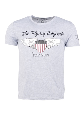 TOP GUN T-Shirt »Gamestop«, sportlicher Schnitt kaufen